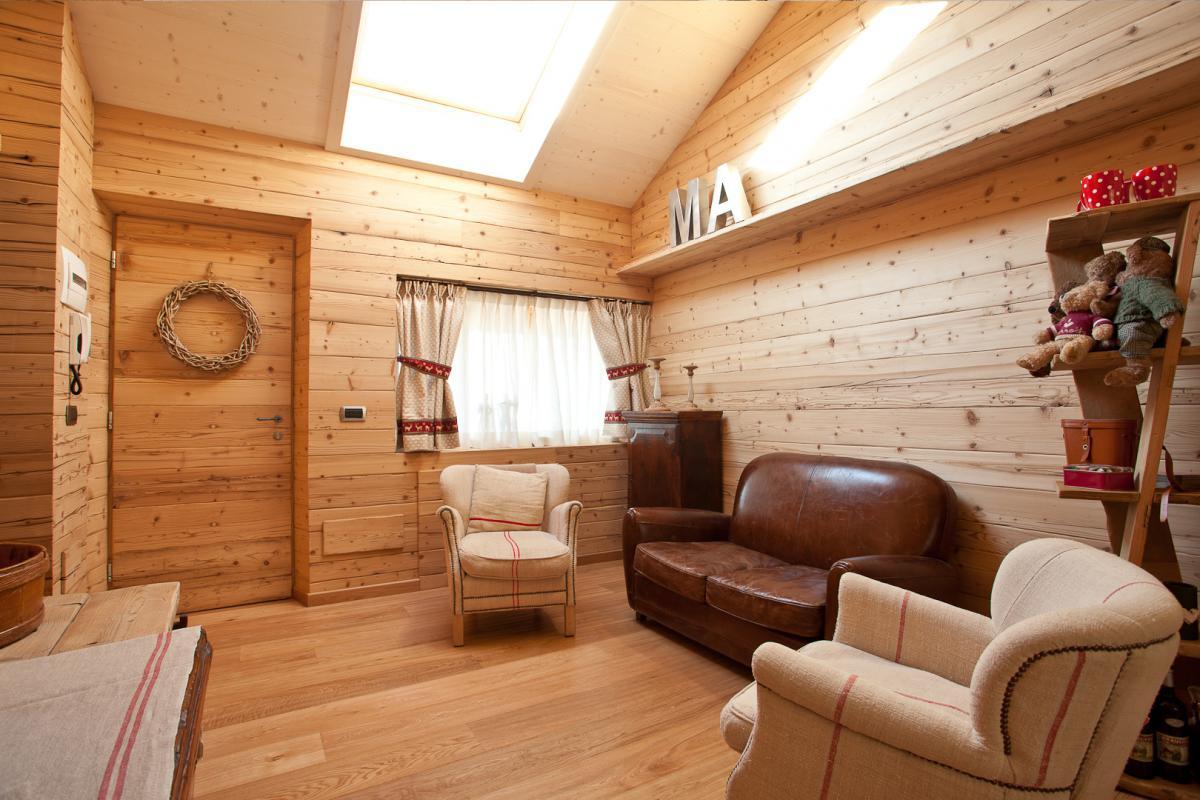 Perfect idee arredo casa in montagna stili la bottega del for Arredamento per case di montagna