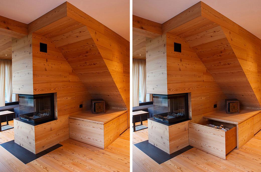 Nice mobili stile montagna um55 pineglen for Immagini arredamento